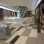 Kings Avenue mall 10 minutes away from hotel