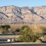 View from the Patio of the Panamint Mountains