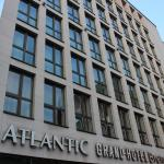 Atlantic Grand Hotel Bremen resmi