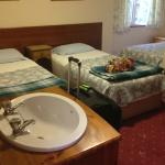 One of the Triple bed rooms