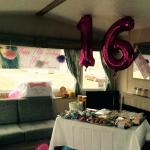 Caravan 16th birthday