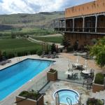 Burrowing Owl Estate Winery Guest House Foto