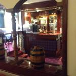 Attractive views from the large back garden. Interior views. Specials board