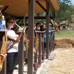 archery - one of the many activities