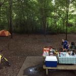 Zdjęcie Gee Creek Campground- Hiwassee Scenic River Park