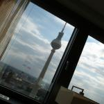 Foto de Park Inn by Radisson Berlin Alexanderplatz