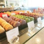 Best macarons - Antoinette Cafe next to the hotel.