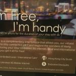 What is 'HANDY'?