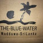 The Blue Water Foto