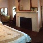 A Panoramic View of our room