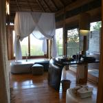 Foto de Wilderness Safaris Vumbura Plains Camp