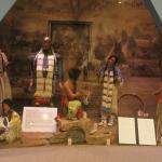 Sioux Indian display