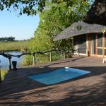 Bilde fra Wilderness Safaris Kings Pool Camp