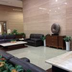 Another lobby space
