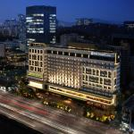 The Palace Hotel Seoul_Exterior(night)_1
