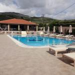 View of main hotel & pool.