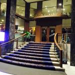 Ascott Raffles Place Entrance