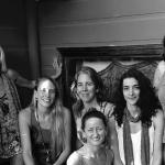 Yoga and integrative bodyork therapists, during a  3-day course in CranioSacral therapy