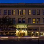 Hotel Arcata at Night