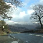 View on the drive to Windermere