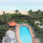 Foto Days Inn Miami Beach / Oceanside
