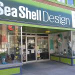 Sea Shell Design Clothing Store