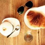 Coffee and croissant :)