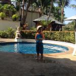 My wee boy loved this small pool