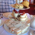 Afternoon tea, the restaurant and grounds