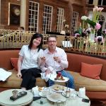 Champagne Afternoon Tea 7-6-15