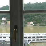 The Danube from room