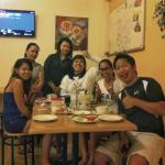 Our staff and guests from Phillipines