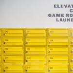 Laundry, game room, restaurant available onsite