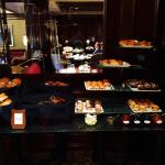 Ritz Carlton Buckhead amazing, delicious breakfast