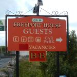 Bilde fra Freeport House Bed & Breakfast