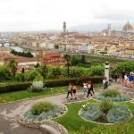 View of Firenze from near Piazzale Michelangelo