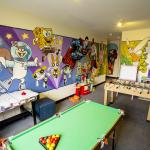 Games Room @ the d hotel