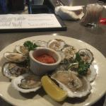 Oysters fresh from Coan River:)
