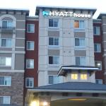 Front View Hyatt House