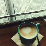 Sky Tree Cafe Floor 340