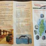 SunHolidays- tour pamphlet from Hedo