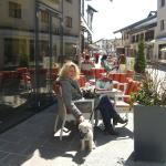 people of Seefeld in Tirol