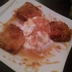 Coconut Bread Pudding (1 serving)