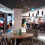 The modern bar & restaurant /1