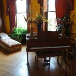 Piano in parlor
