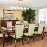Presidential Suite Dining Table