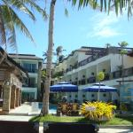 отель Boracay Ocean Club Beach Resort