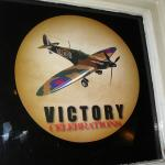 70 year VE Day decoration