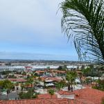 Looking out over Old Town San Diego.