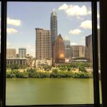 View of Austin from the room